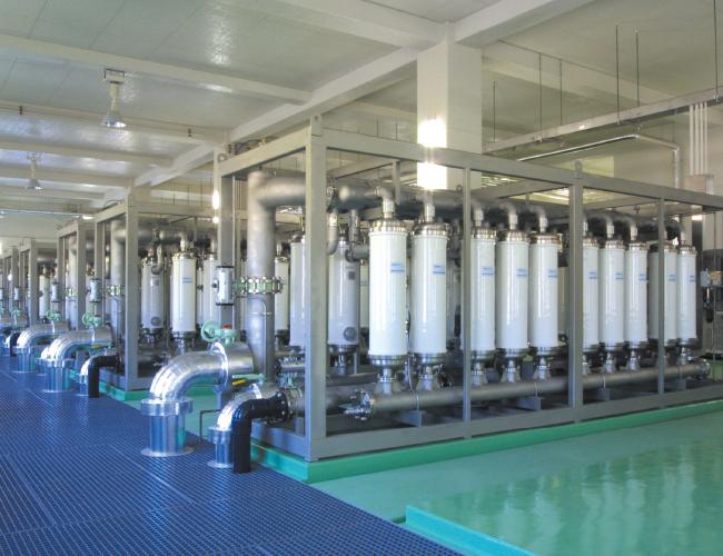 上下水道/産業排水