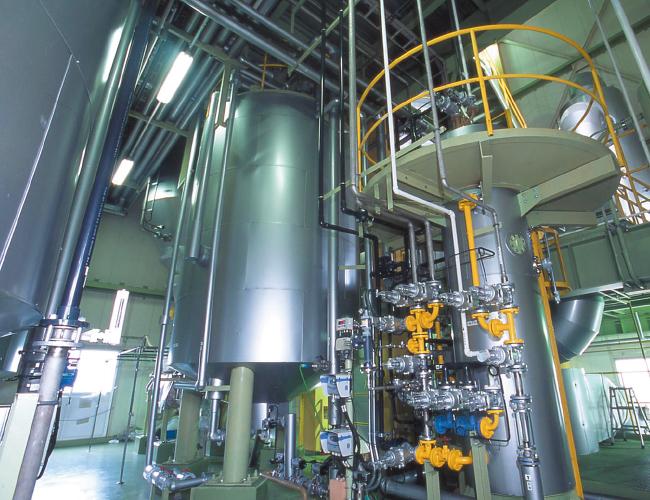 石油/化学/鉄鋼/繊維/製紙